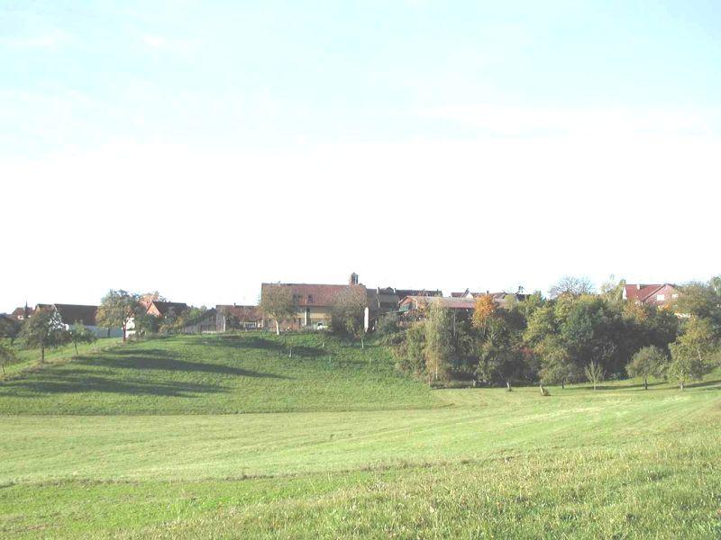 Haus aus Osten
